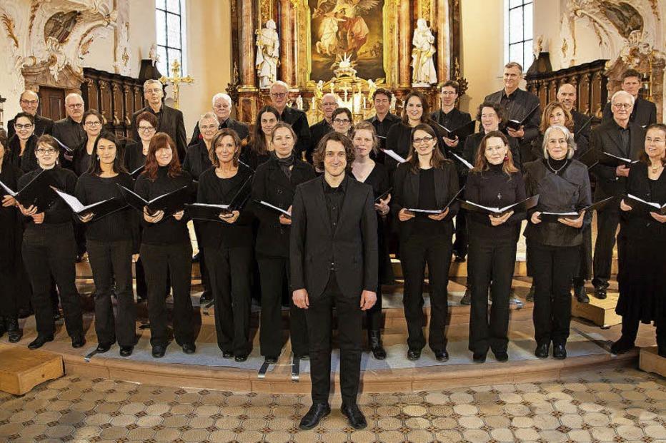 Freiburger Kammerchor singt Bachs Messe h-Moll - Badische Zeitung TICKET