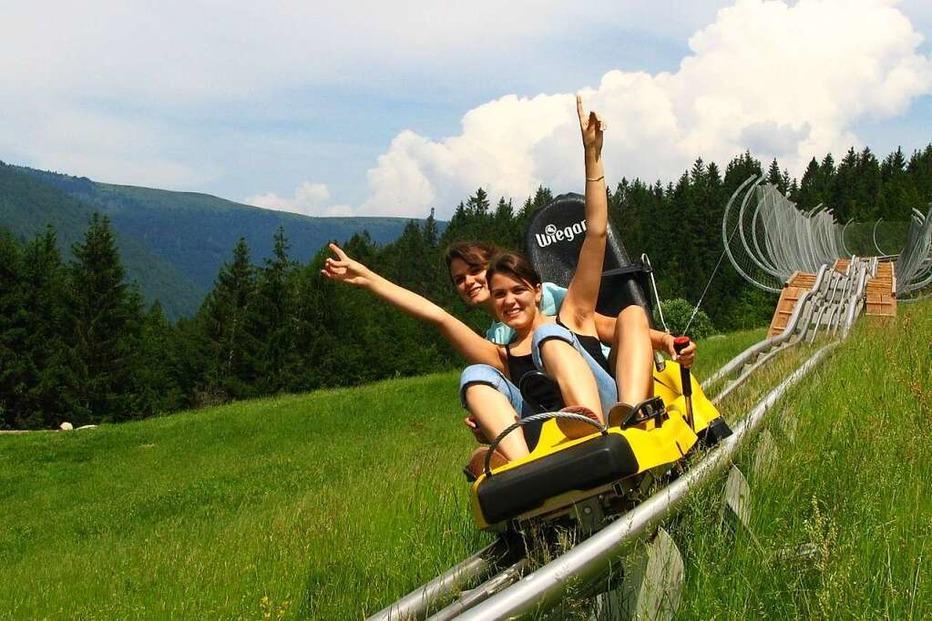 9 Tipps für Adrenalin-Junkies: So wird der Sommer in Südbaden zum Abenteuer - Badische Zeitung TICKET