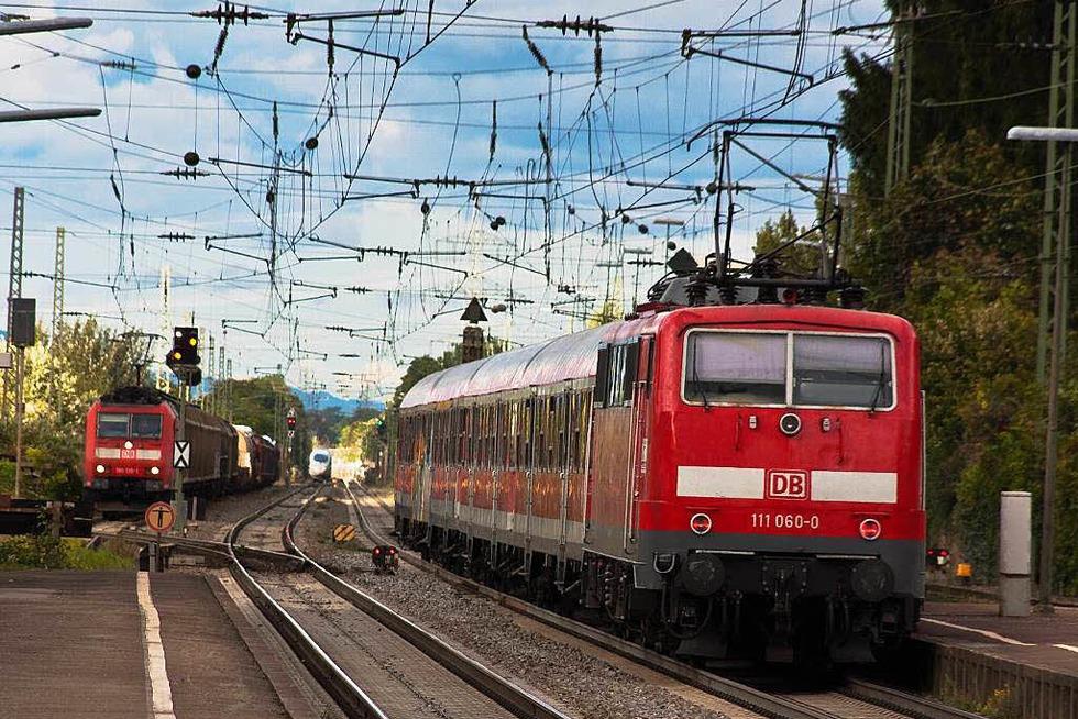Bahnhof - Bad Krozingen