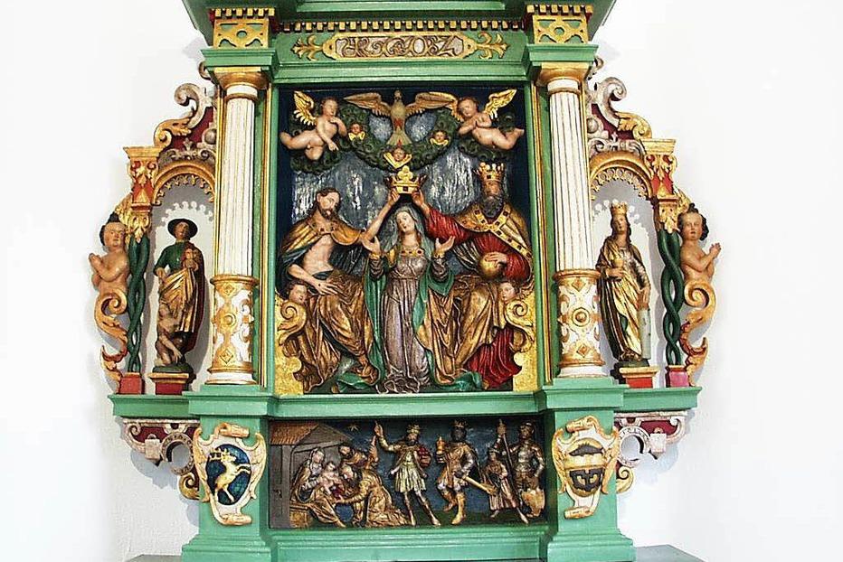 Fridolinskapelle - Bad Krozingen