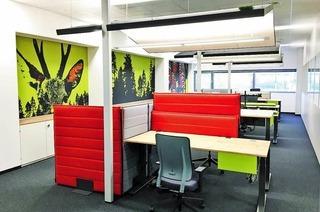 Moderne Workspaces im Neubau – die H2O GmbH aus Steinen