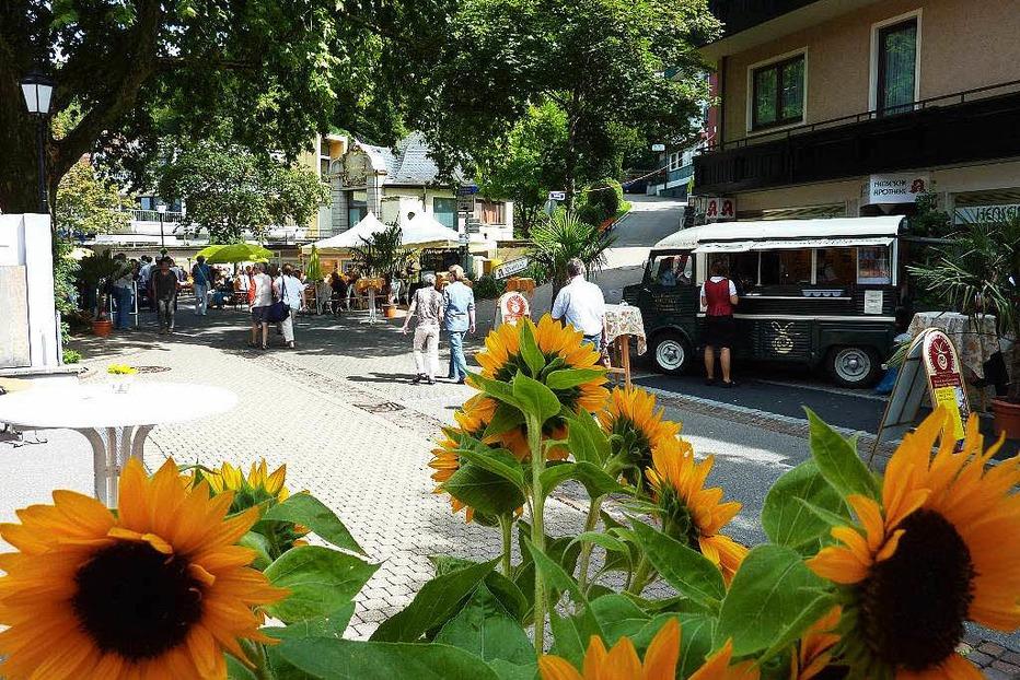 Stadtzentrum - Badenweiler