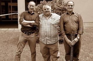 Gypsy-Jazz mit dem Gigolo Reinhardt-Jazztett im Chaba in Kandern