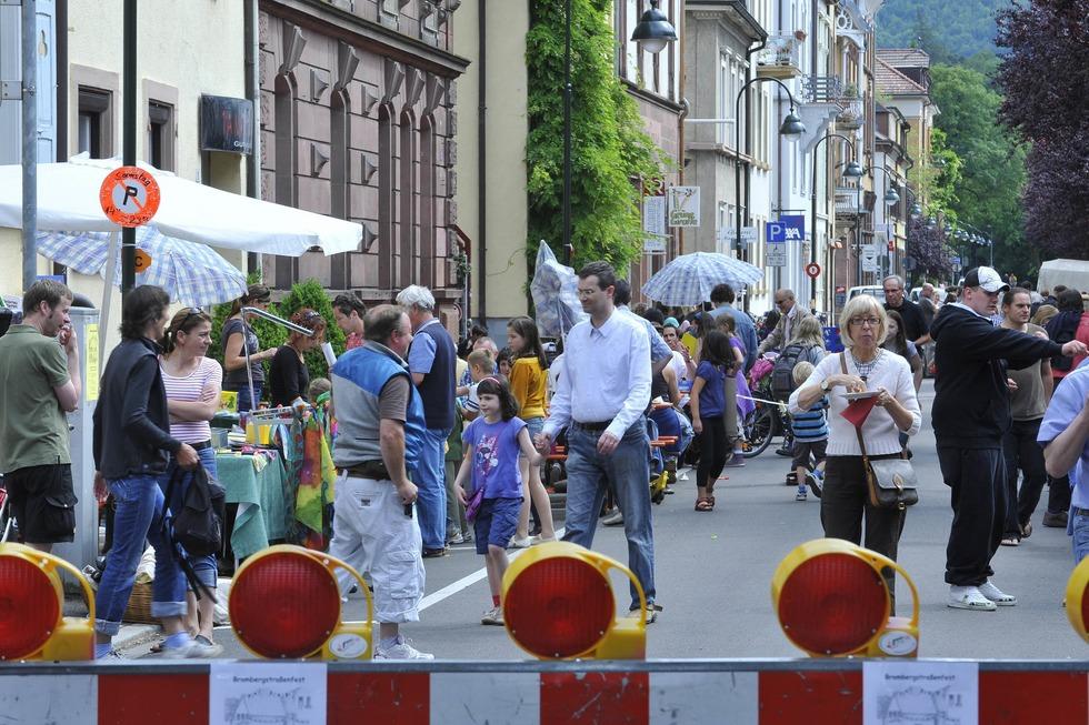 Brombergstraße (Wiehre) - Freiburg