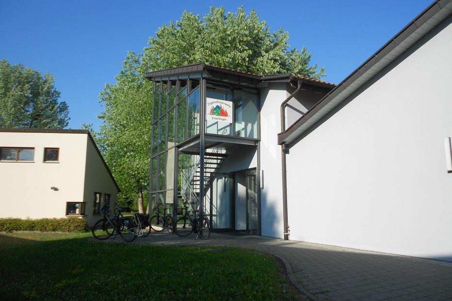 Feuerwehrhaus - Eimeldingen