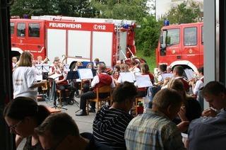 Feuerwehrhaus Gersbach