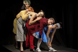 """Kesselhaus-Ensemble zeigt """"Das kleine Zimmer am Ende der Treppe"""" in Weil-Friedlingen"""