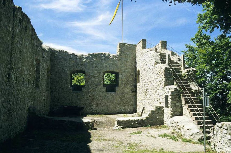 Burg Neuenfels - Müllheim