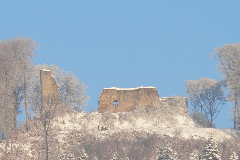 Ruine Schneeburg - Ebringen