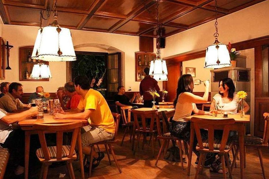 Gasthaus Rebstock-Stube - Ebringen