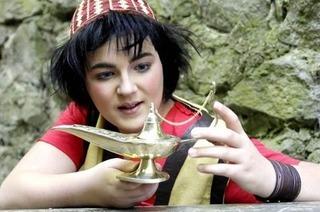 """Die Breisacher Festspiele zeigen """"Aladin"""""""