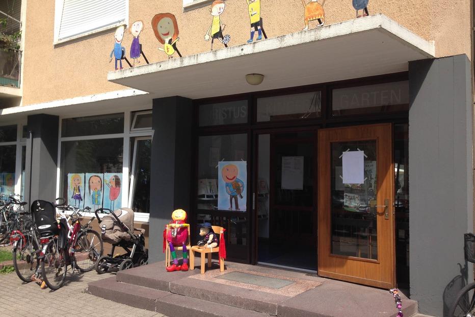 Ev. Christuskindergarten (Wiehre) - Freiburg