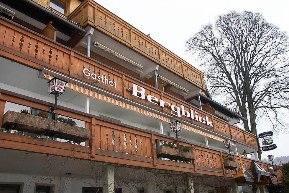 Landgasthof Bergblick - Bernau