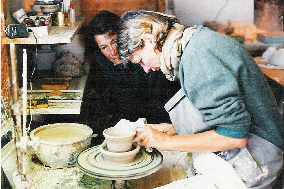 Keramikwerkstatt Eva Stoll - Bernau