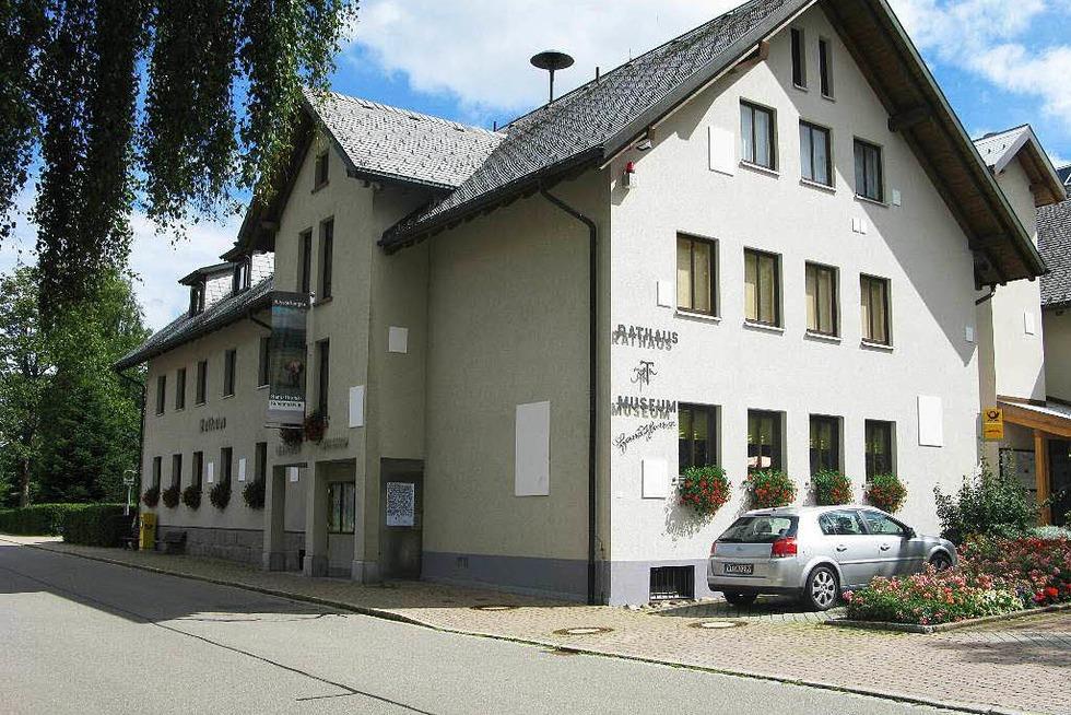 Rathaus - Bernau