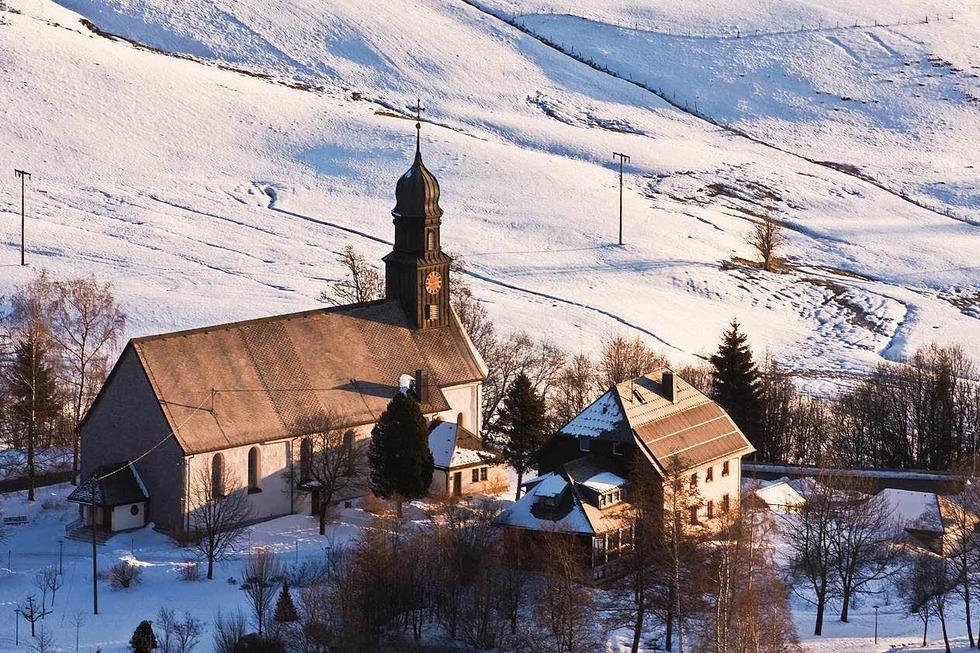 Kirche St. Johann (Hof) - Bernau