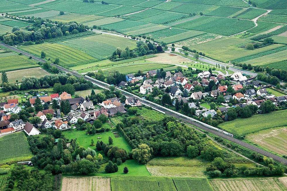 Ortsteil Scherzingen - Ehrenkirchen