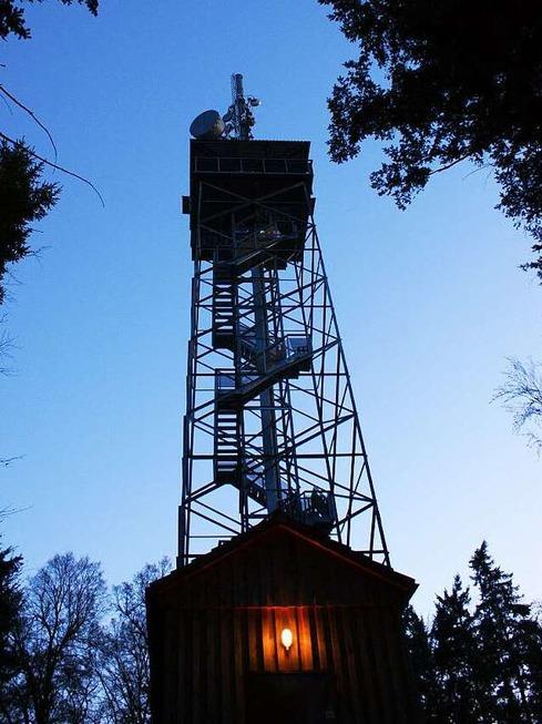 Eichelspitzturm - Eichstetten