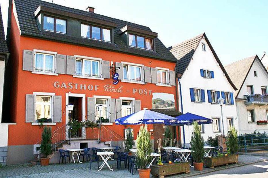 Gasthaus Rössle - Eichstetten