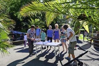 Spiel und Aktionen am 23. Juni im Freiburger Stadtgarten