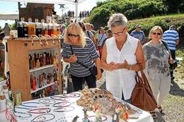 Fotos: Kunst-Markt-Genuss-Tage in Burkheim