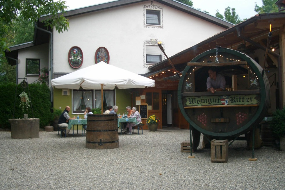 Weinstube Weingut Ritter - Kenzingen
