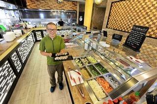 """Das """"Akoya"""" auf dem Güterbahnhof-Areal – ein Asia-Restaurant mit ungewöhnlichem Konzept"""