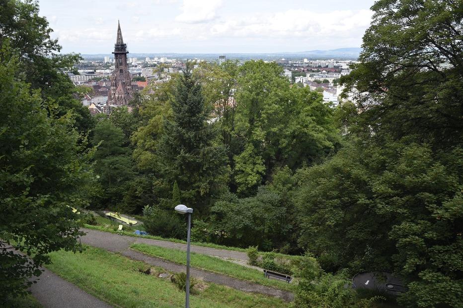 Minigolf am Schlossberg - Freiburg