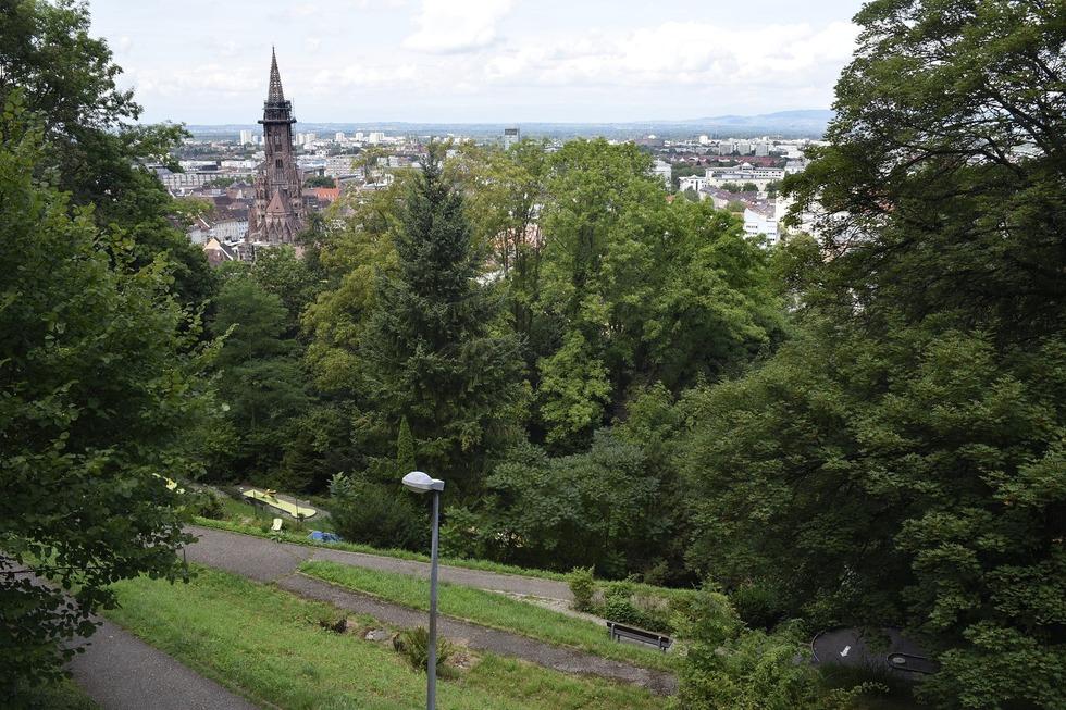 Minigolf am Schlossberg (geschlossen) - Freiburg