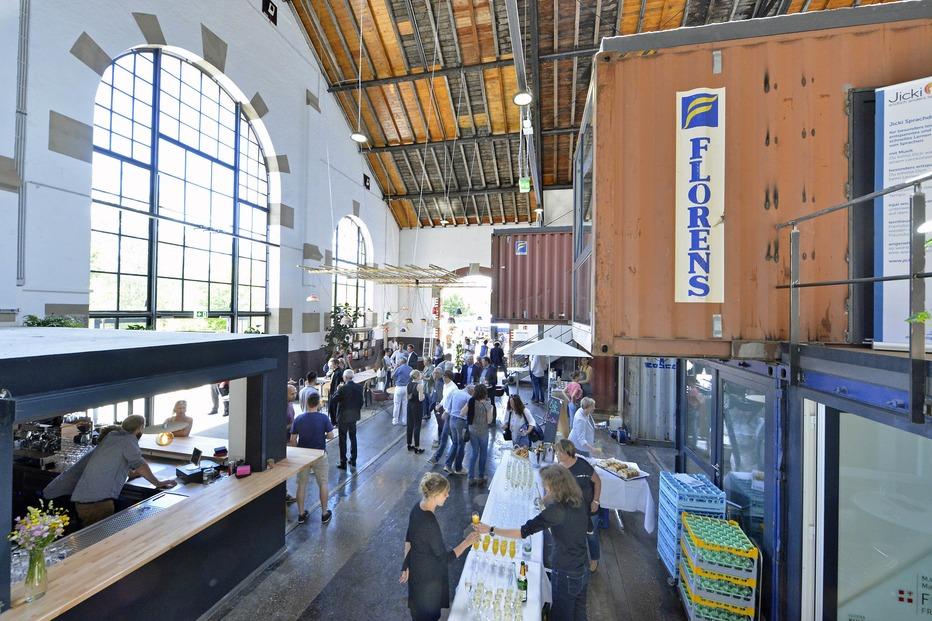 Kreativpark Lokhalle - Freiburg