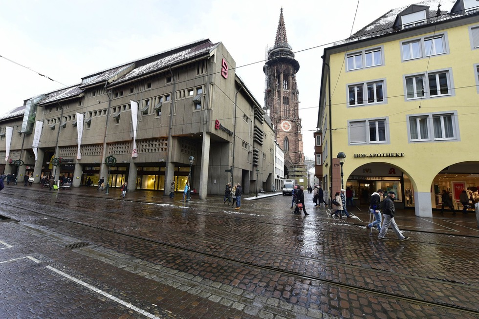 Breuninger Haus Freiburg - Freiburg