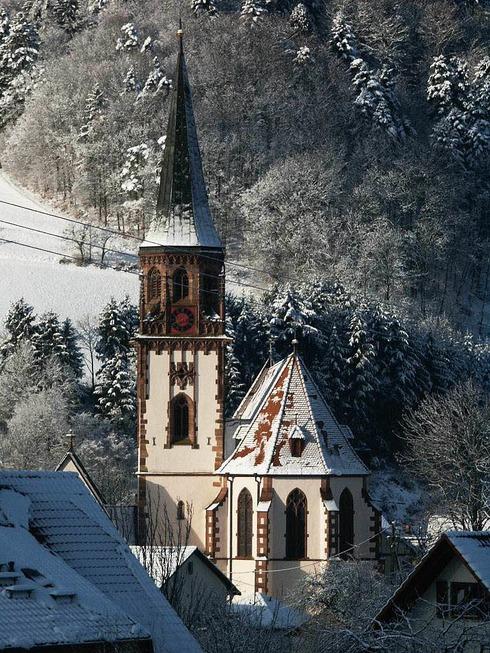 Pfarrkirche St. Blasius - Glottertal