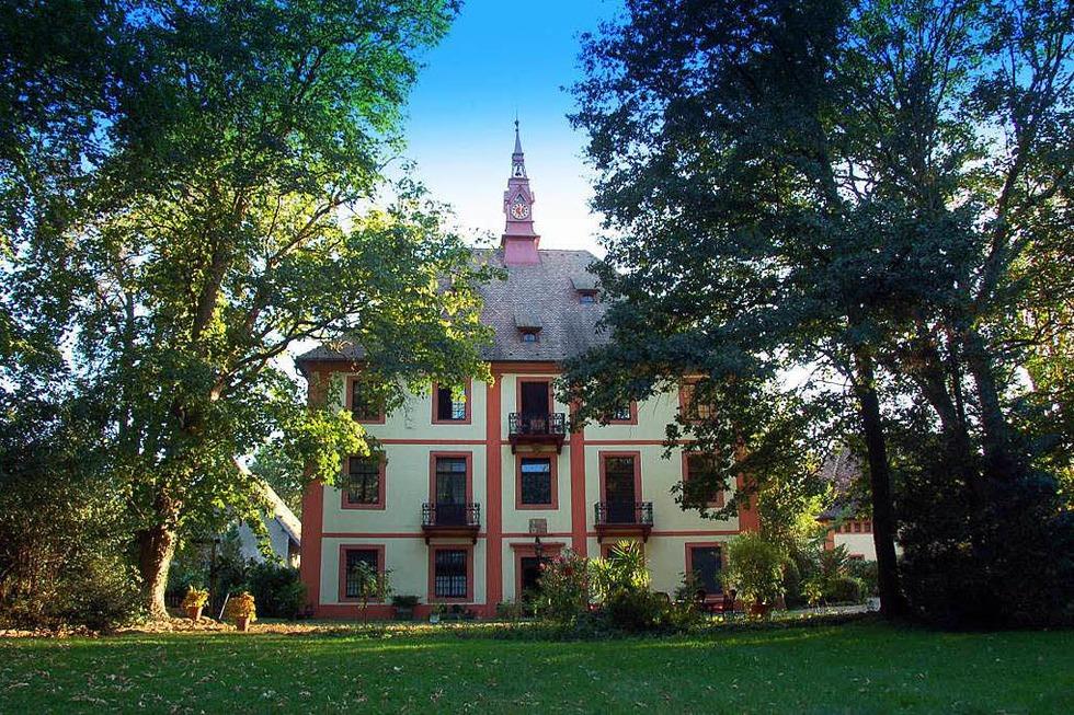 Feldkircher Schloss - Hartheim am Rhein