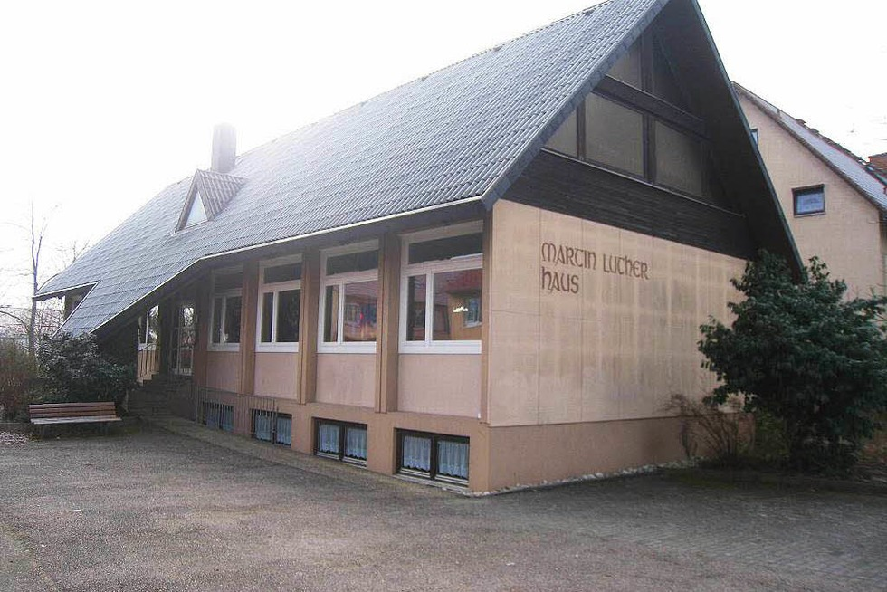 Martin-Luther-Haus - Hartheim