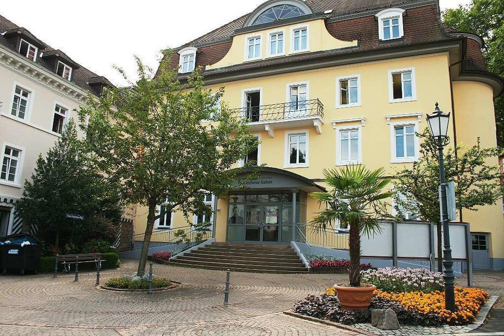 Tschechow-Salon (Literarisches Museum) - Badenweiler