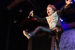 Fotos: Das Konzert von Iron Maiden in Freiburg