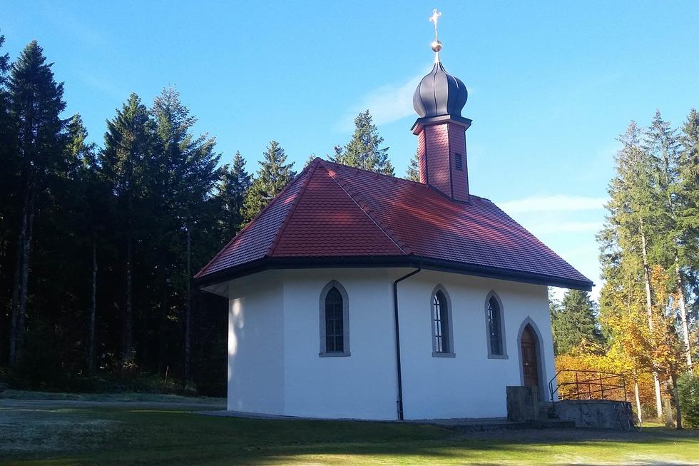 Ödlandkapelle - Herrischried