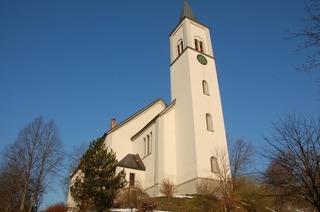 Pfarrkirche St. Gordian und St. Epimach
