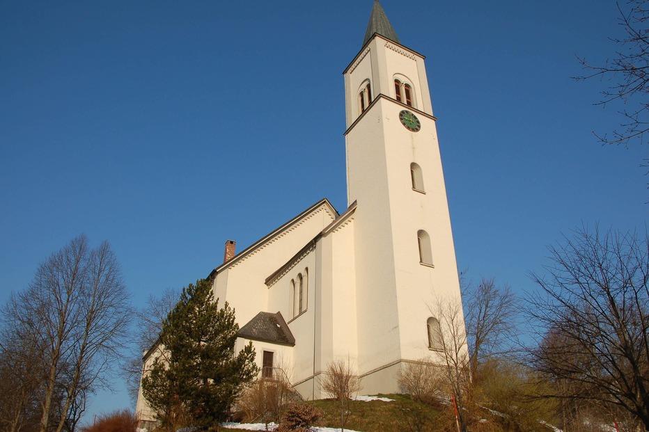 Pfarrkirche St. Gordian und St. Epimach - Rickenbach