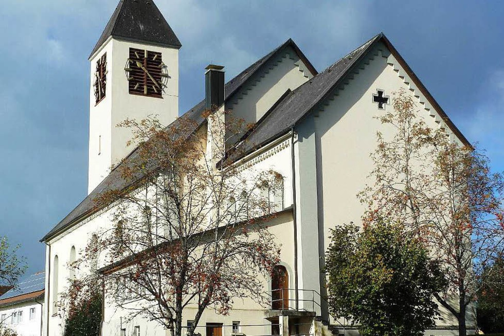 Pfarrkirche St. Gregorius (Niederwihl) - Görwihl