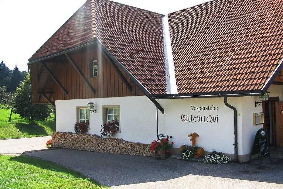 Vesperstube Eichrüttehof (Hartschwand) - Görwihl