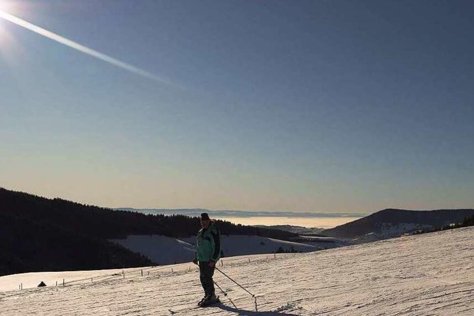 Skilift Herrenschwander - Todtmoos
