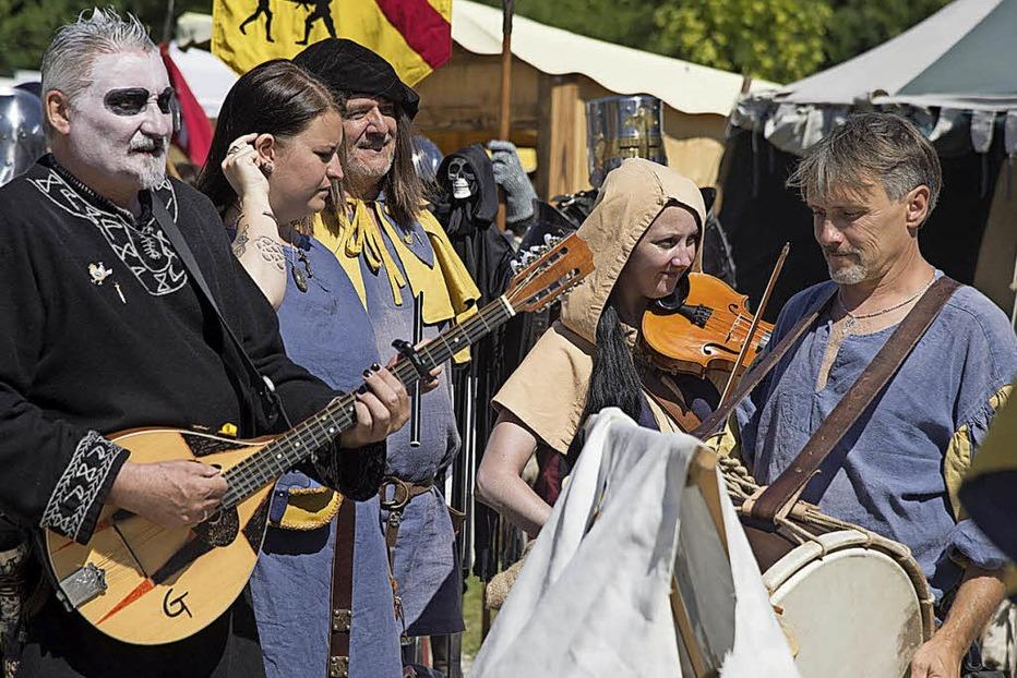 Mittelalterspektakel in Reiselfingen - Badische Zeitung TICKET