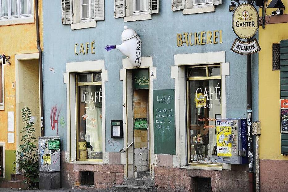 Café Ruef Naherholung - Freiburg