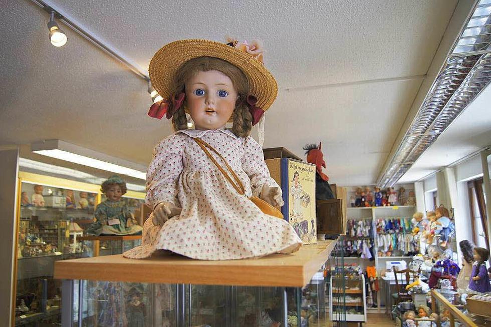 Puppenmuseum - Heitersheim