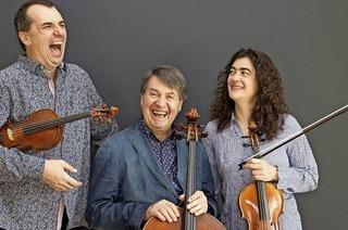 Trio Ostertag in Laufen