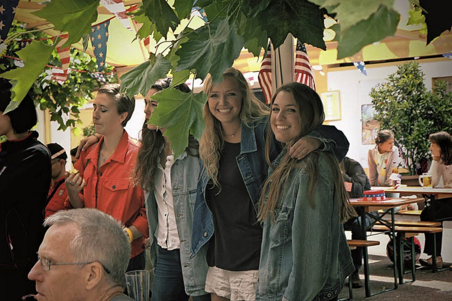Independence-Day-Party in der Ganter-Brauerei - Badische Zeitung TICKET