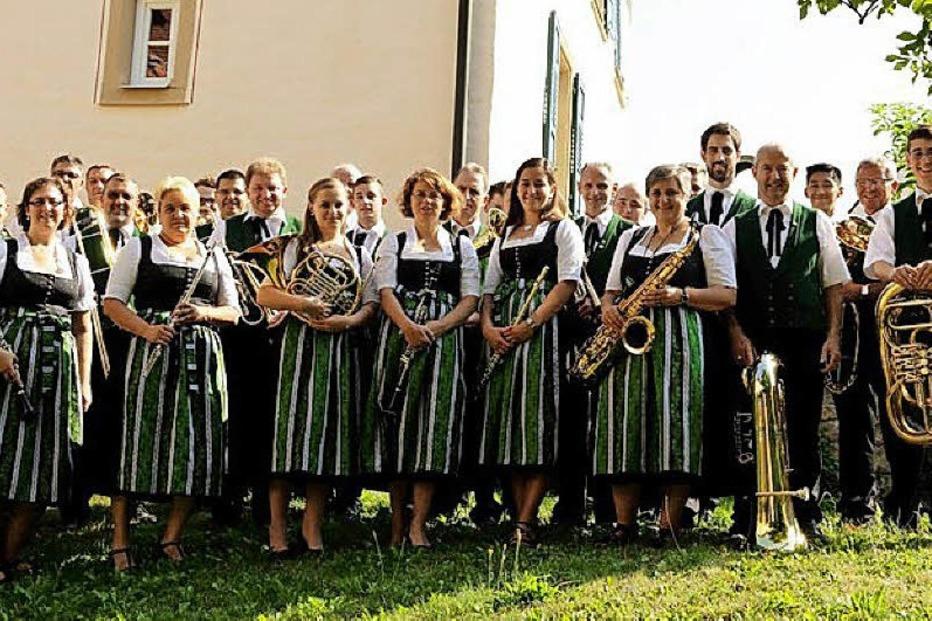Musikverein Britzingen zwischen Britzingen und Badenweiler - Badische Zeitung TICKET