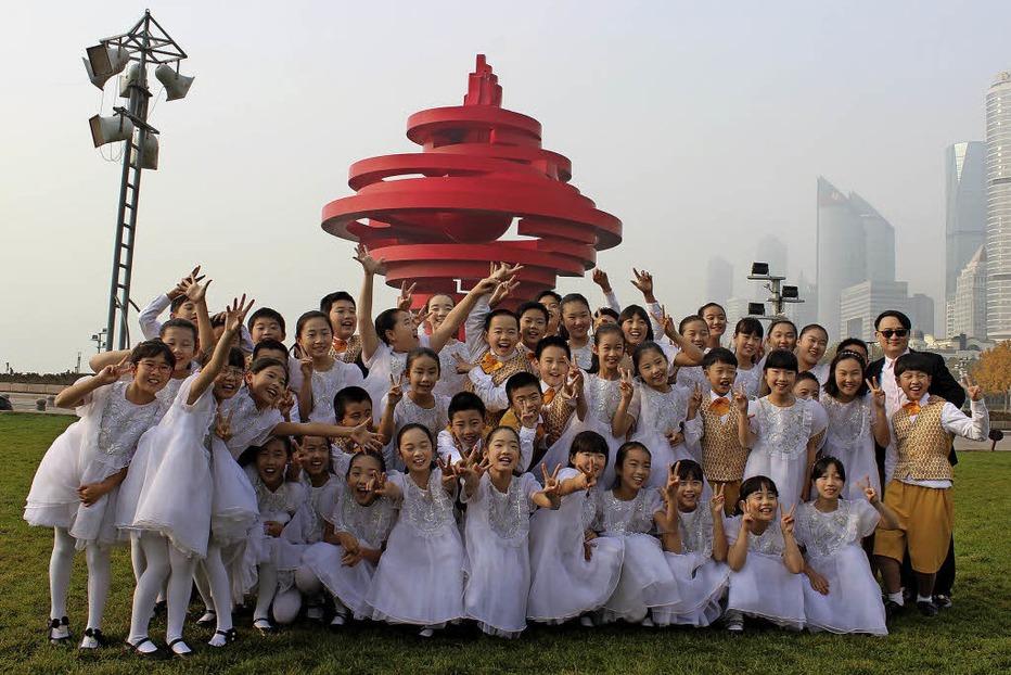 Chorkonzert der Mädchenkantorei mit dem Chor aus Qindao - Badische Zeitung TICKET