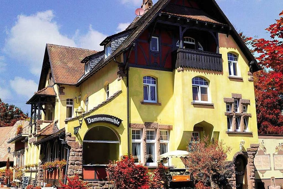 Landhotel Dammenmühle - Lahr